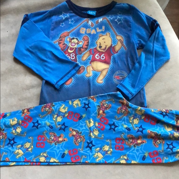 94507b83e11c Disney Other - 5T Winnie the Pooh pajamas